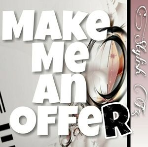 Other - 💠MAKE ME AN OFFER💠